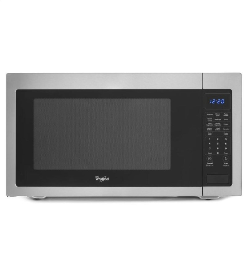 Countertop Microwave With Vent : ... , & Oklahoma - 2.2 Cu. Ft. Countertop Microwave With Greater Capacity