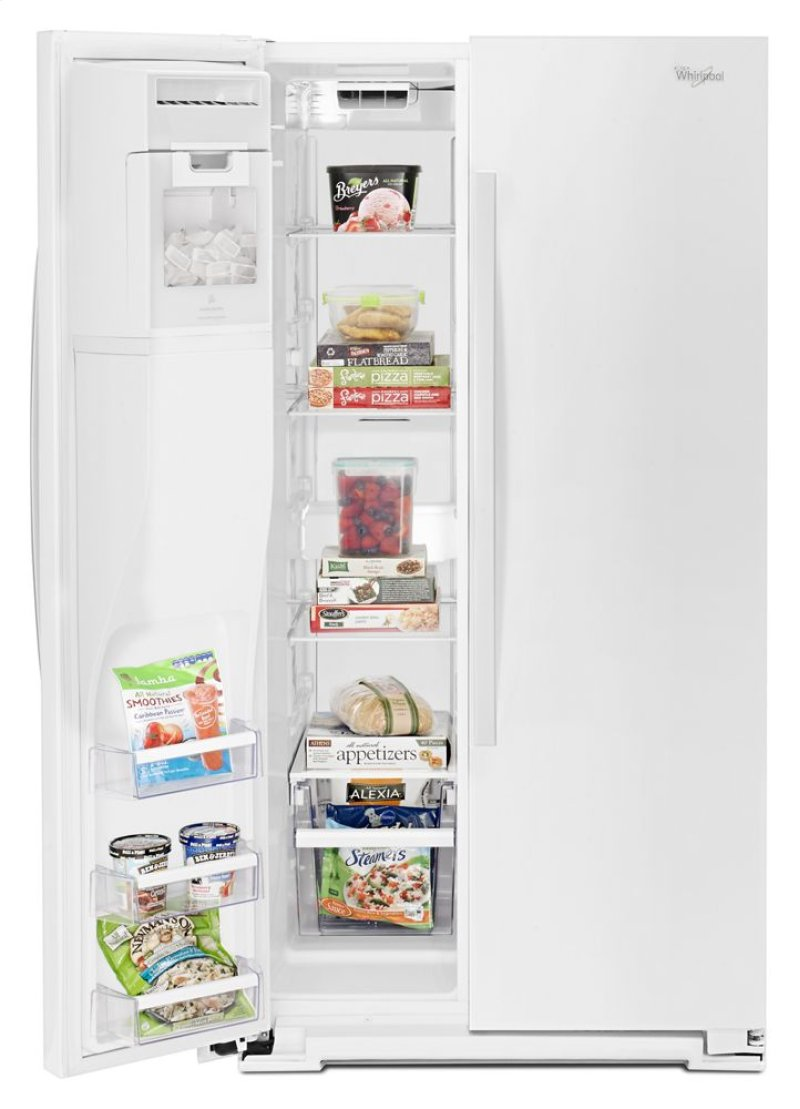 Bob wallace appliance huntsville alabama - Counter Depth Side By Side Refrigerator With In