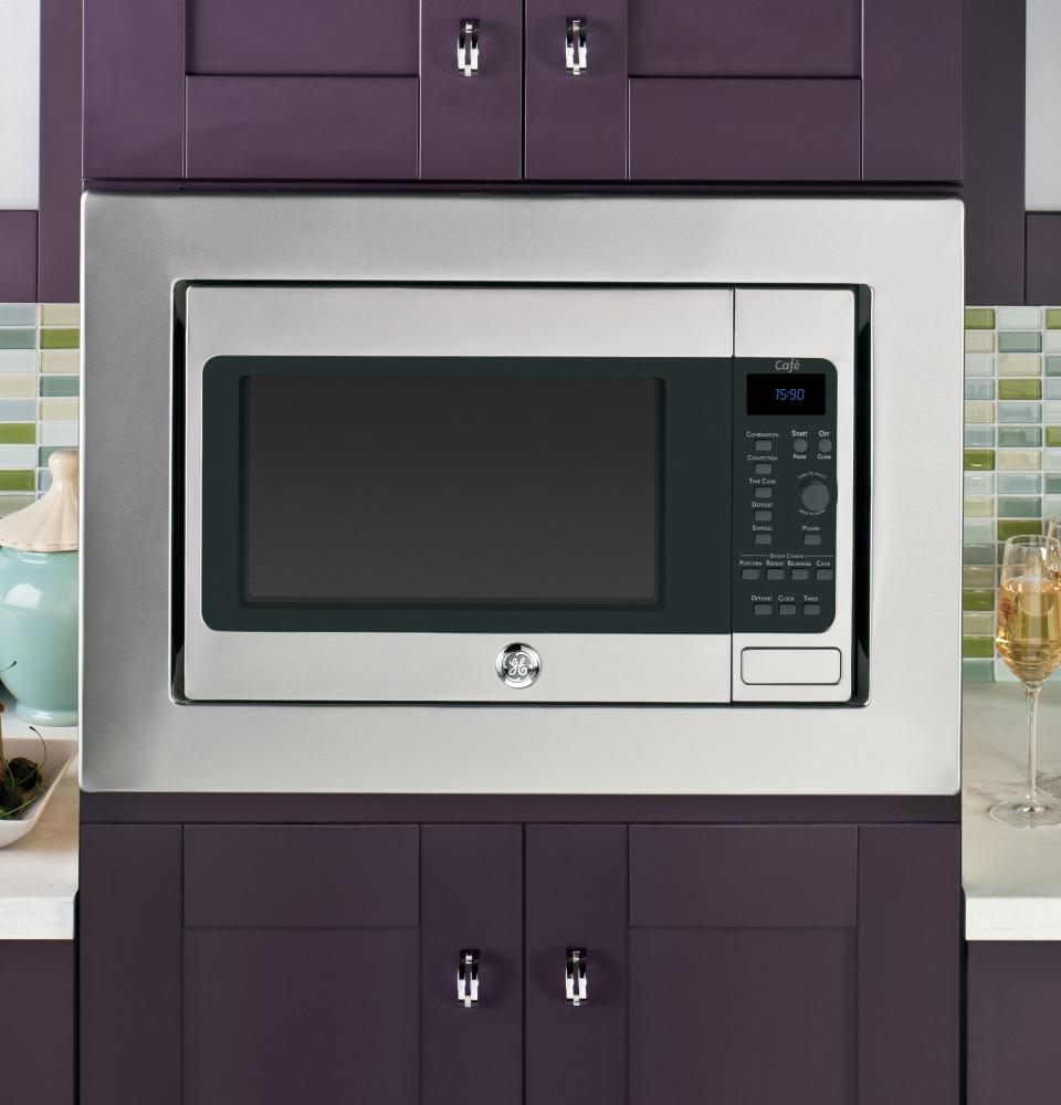 Countertop Convection Oven With Microwave : ... GE Cafe GE Caf(eback) 1.5 Cu. Ft. Countertop Convection/Microwave Oven