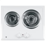 General ElectricGE(R) Two Burner Electric Cooktop
