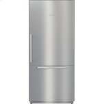 MieleMiele MasterCool(TM) fridge-freezer with high-quality features and maximum storage space for exacting demands.