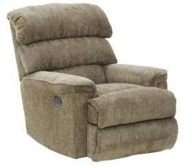 Power Wall Hugger Recliner - Coffee