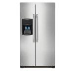 FrigidaireFrigidaire 22.1 Cu. Ft. Side-by-Side Refrigerator