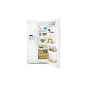 FFHS2311LW&nbspFrigidaire&nbspFrigidaire 22.1 Cu. Ft. Side-by-Side Refrigerator