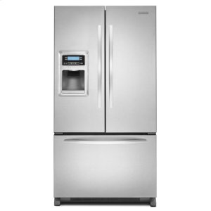 KFIS20XVMS&nbspKitchenAid&nbsp20 Cu. Ft. Counter-Depth French Door Refrigerator, Architect(R) Series II - Stainless Steel