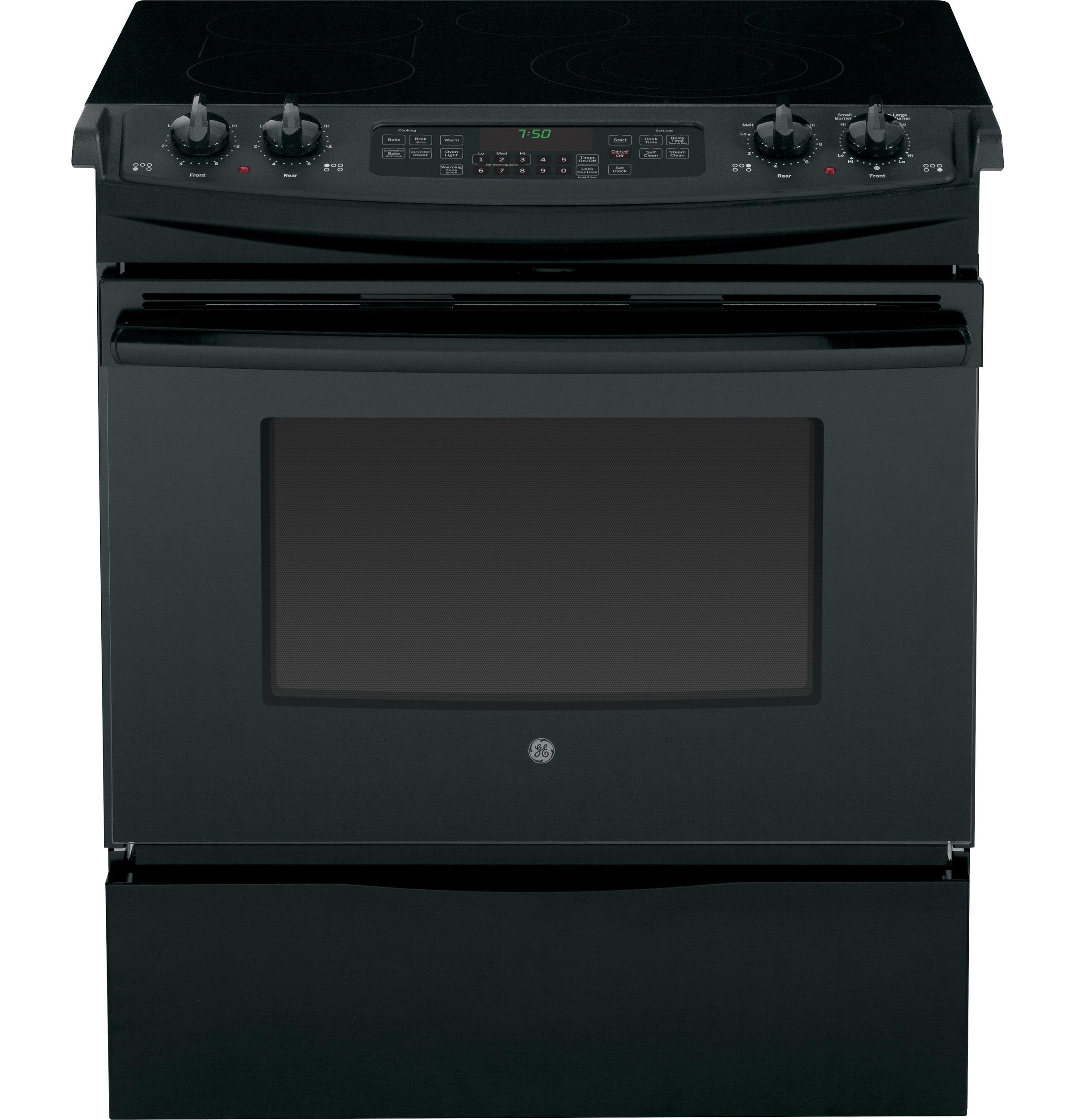 GE APPLIANCES JS750DFBB