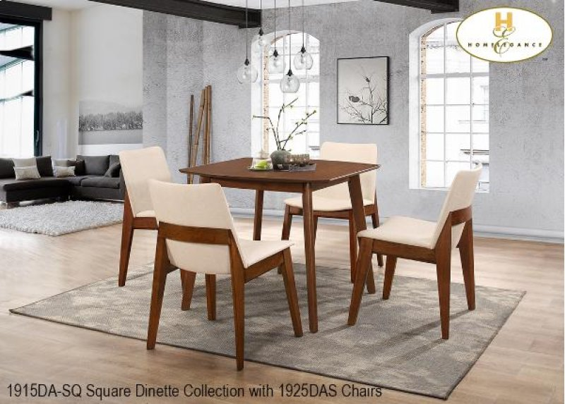 square dinette table 1915dasq in by mazin furniture in fergus on square dinette table