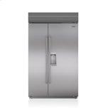 Sub ZeroSub Zero 48&quot Classic Side-by-Side Refrigerator/Freezer with Dispenser