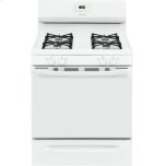 FrigidaireFrigidaire Manual Clean Gas Range