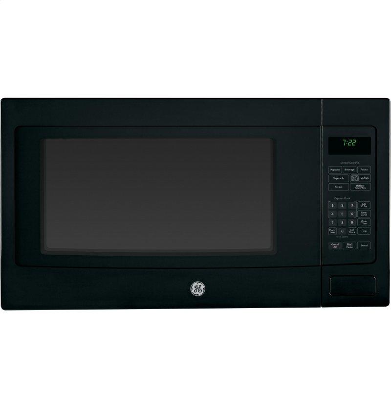 Countertop Microwave Measurements : ... , PA - GE Profile? Series 2.2 Cu. Ft. Countertop Microwave Oven