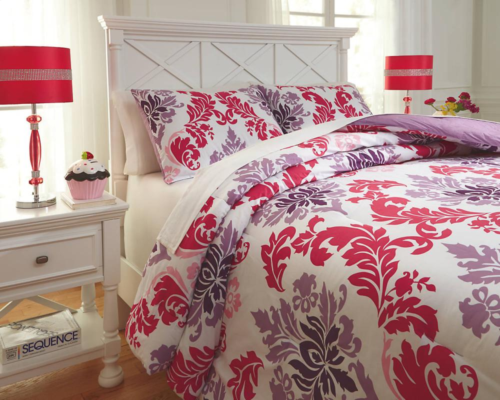 ASHLEY FURNITURE Q777003F  HOME ACCENTS on BEDROOM ENSEMBLES