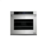 """DacorDistinctive 27"""" Single Wall Oven in Stainless Steel - ships with stainless steel Pro Style handle."""