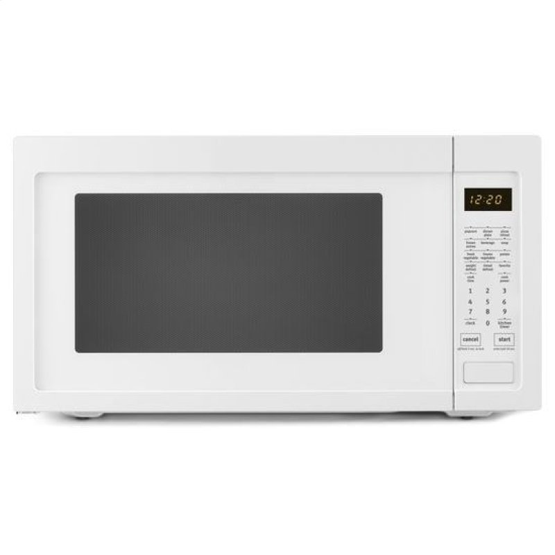 Countertop Microwave No Turntable : ... , CA - 2.2 cu. ft. Countertop Microwave with Greater Capacity - white