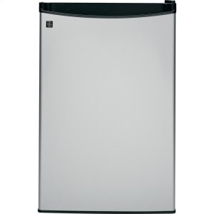 GMR04HASCS General Electric GE Compact Refrigerator CleanSteel(TM) Warehouse Discount Center