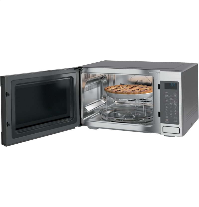 Haier Commercial Countertop Convection Oven : ... - GE Cafe? Series 1.5 Cu. Ft. Countertop Convection/Microwave Oven