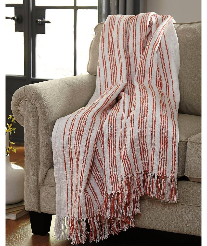 ASHLEY FURNITURE A1000628  HOME ACCENTS on THROWS