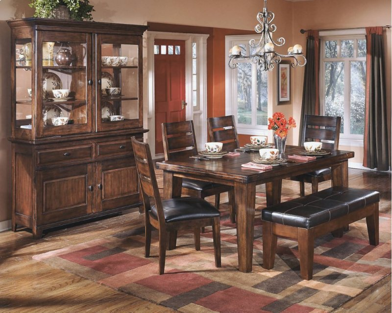 Hidden Additional Large UPH Dining Room Bench
