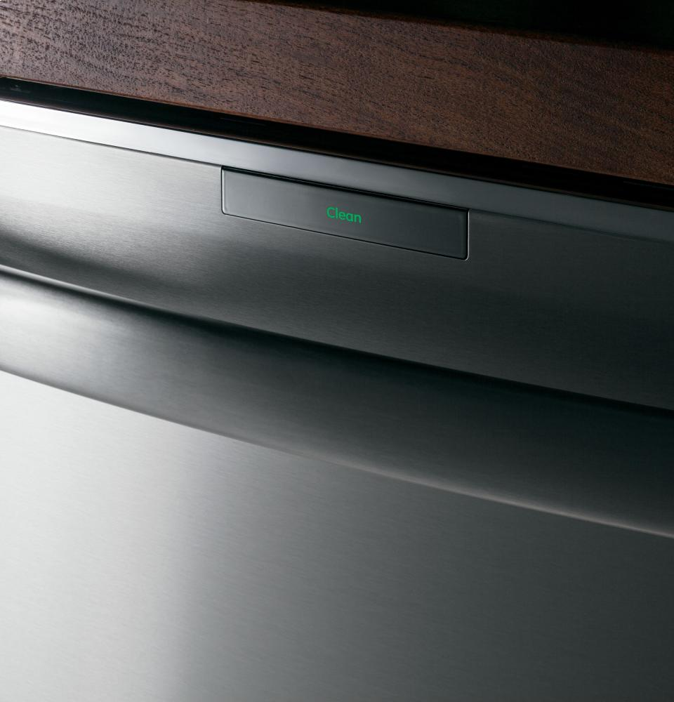 Pdt750ssfss ge profile ge profile ge profile series - Dishwasher with stainless steel interior ...
