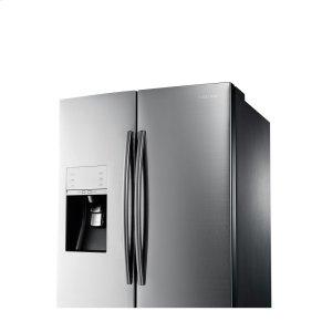 Rf323tedbsr Samsung 36 Quot Wide 31 Cu Ft French Door