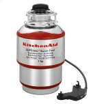 KitchenaidKitchenaid 1 HP Batch Feed Food Waste Disposer
