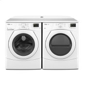 Duet® High Efficiency Electric Dryer with AccelerCare® Drying System Alternate Image