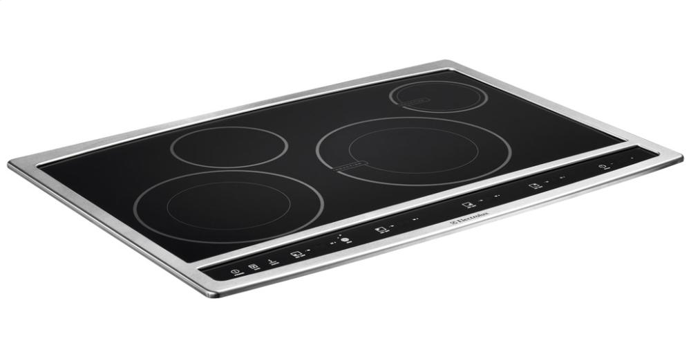 Electrolux Cooktops Electric ~ Ew cc gs electrolux  induction hybrid cooktop