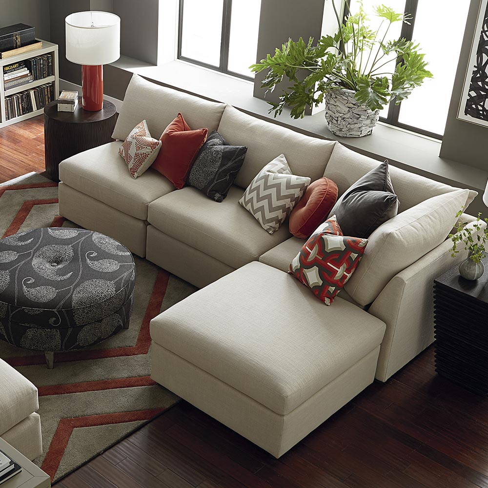 hidden additional beckham ushaped sectional