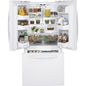 GFSF2HCYWW&nbspGeneral Electric&nbspGE(R) ENERGY STAR(R) 22.0 Cu. Ft. Bottom-Freezer French-Door Refrigerator
