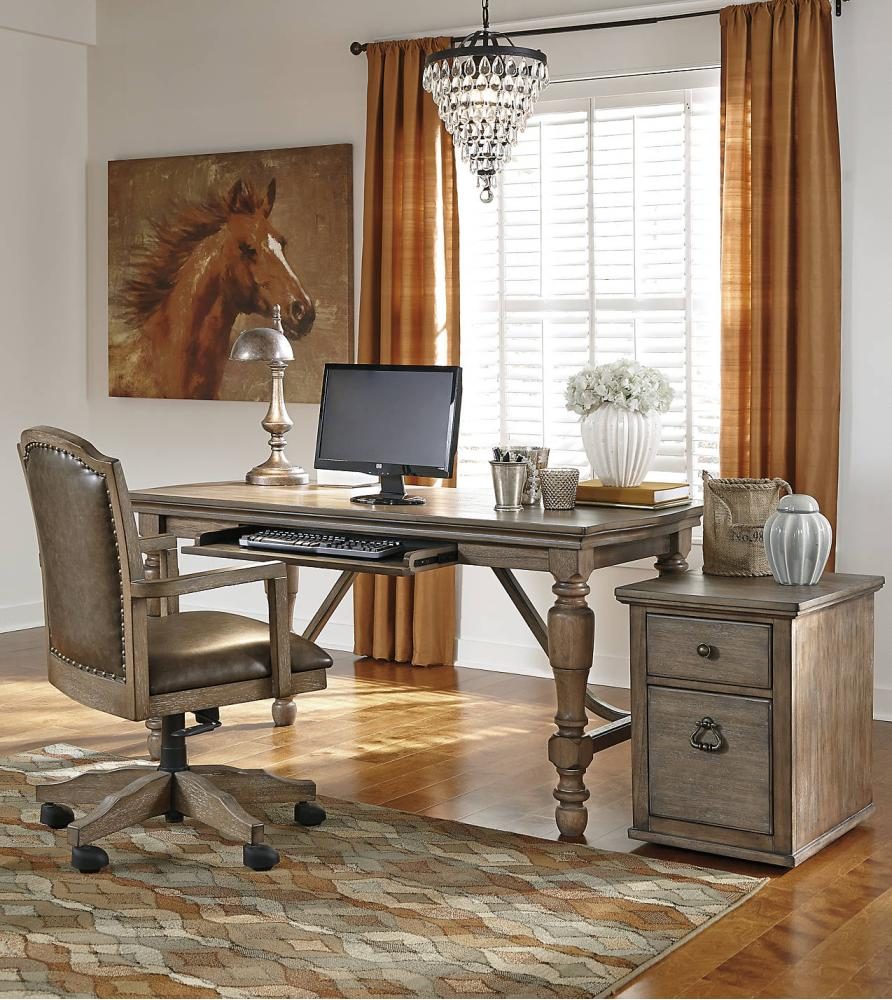 H in by Ashley Furniture in Myrtle Beach SC - Home Office Desk