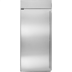 "Ge Monogram 36"" Built-In Frost Free All Freezer"