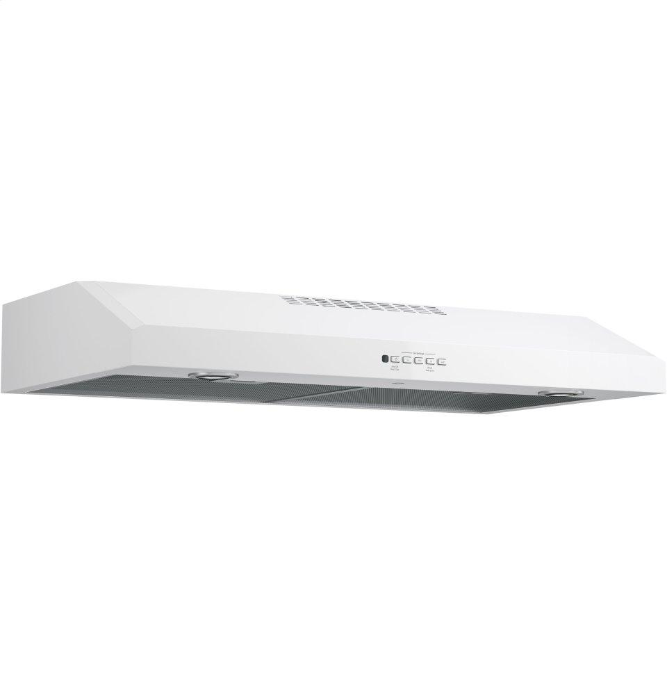 "GE(R) 36"" Under The Cabinet Hood