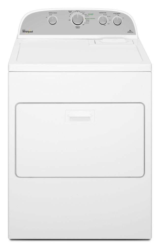 7.0 cu. ft. High-Efficiency Electric Dryer with AccuDry Sensor Drying System