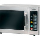 1000 Watt Commercial Microwave Oven with Stainless Cabinet and Cavity NE-1064F Product Image