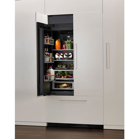 Best French Door Professional And Integrated Refrigerators