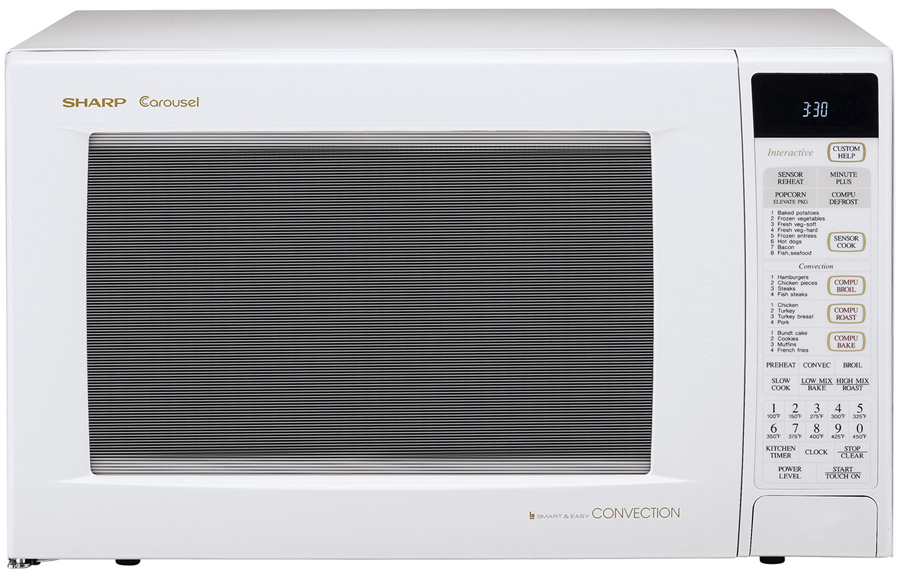 To how from radiation test microwaves