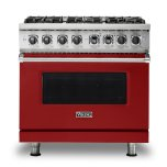VikingViking 36&quot Convection Dual Fuel Range, NG