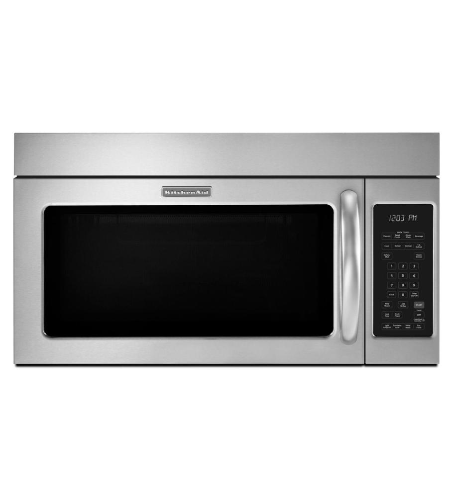 Khms2040bbl kitchenaid - Kitchenaid microwave ...