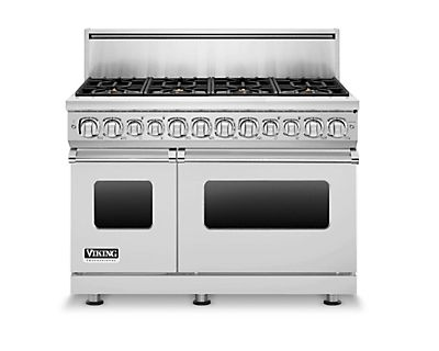 VIKING VDR7488BSS  Stainless Steel on GAS RANGES36