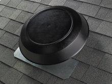 Attic Ventilator, Black Dome, 1200 CFM.