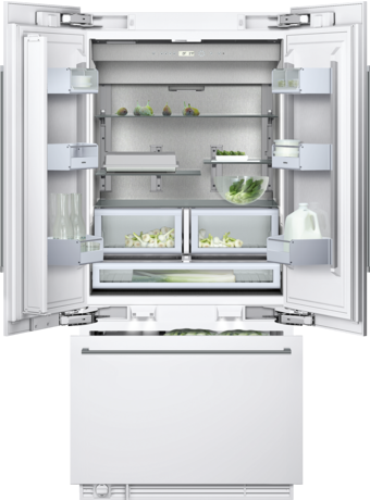 gaggenau vs sub zero integrated refrigerators reviews. Black Bedroom Furniture Sets. Home Design Ideas