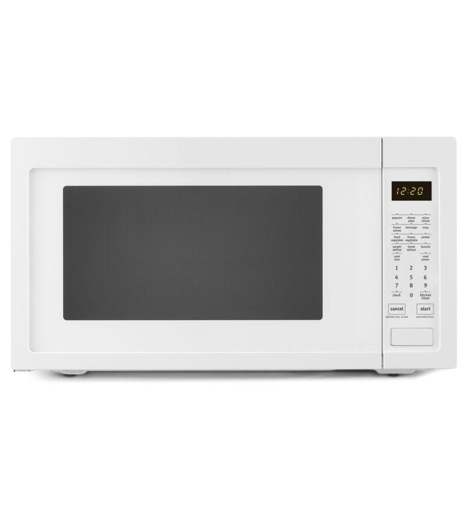 Countertop Microwave No Turntable : UMC5225DW Whirlpool 2.2 cu. ft. Countertop Microwave with Greater ...