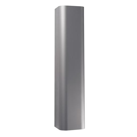 Optional Ducted Flue Extension for RM50000 in Stainless Steel