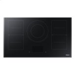"""Dacor36"""" Induction Cooktop, Black Glass"""