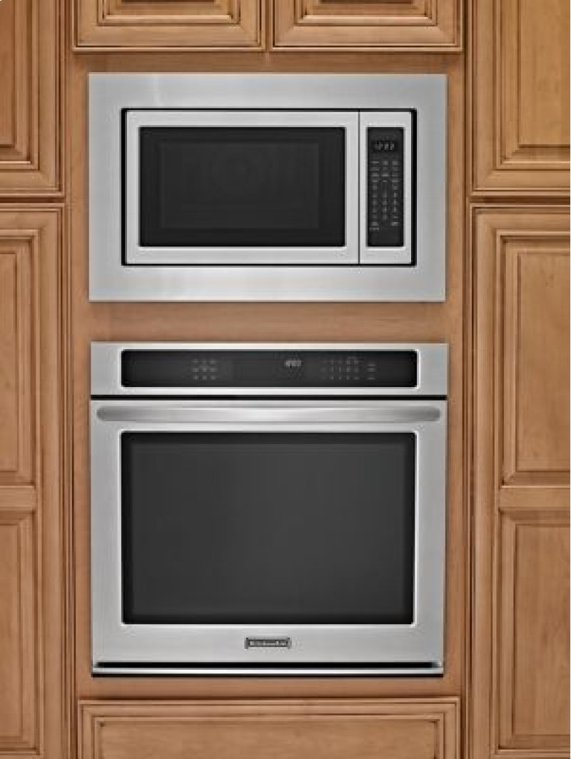 ... KitchenAid in Dallas, TX - 1200-Watt Countertop Convection Microwave