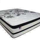 "Queen-Size Brylee 14"" Euro Pillow Top Mattress (non-flip) Product Image"
