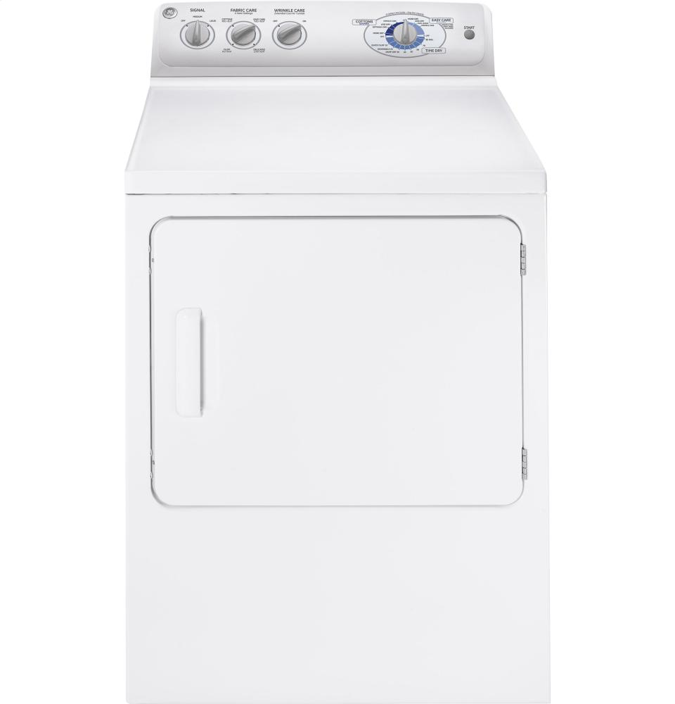 Electric Dryer: General Electric Dryers on