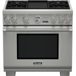 Thermador36-Inch Pro Grand(R) Commercial Depth All Gas Range