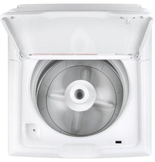 GE® 3.8 DOE cu. ft. capacity stainless steel basket
