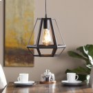 Draco Caged Lantern Pendant Lamp Product Image