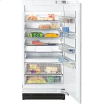 MieleMiele F 1903 SF MasterCool freezer with individual water and ice cube supply thanks to integrated IceMaker.